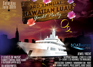 July Boat Party