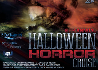 Halloween Boat Party