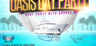 Oasis Day Party w Brunch