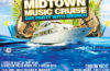 Midtown Music Cruise boat party with brunch