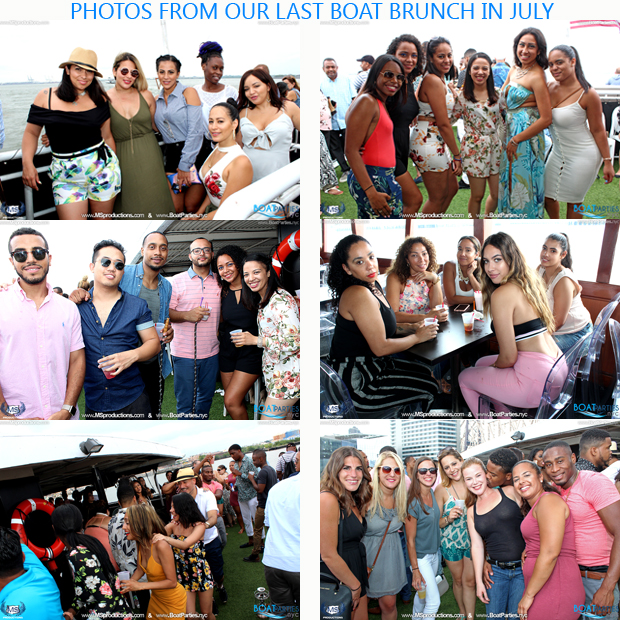 Boat Brunch Recap