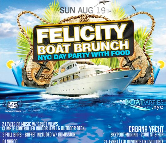 Felicity Boat Brunch